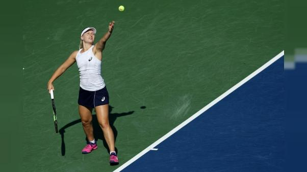 Tennis: Gavrilova, tenante du titre, chute au 2e tour à New Haven