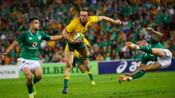 Rugby Championship: l'Australie remanie son XV pour espérer l'emporter face aux Blacks