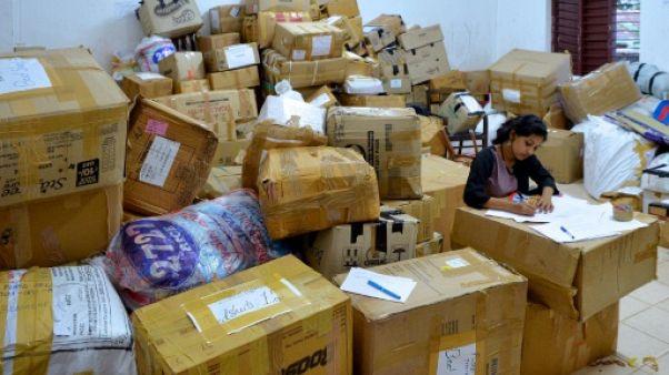 Inde: inondé, le Kerala furieux du rejet de l'aide financière émiratie