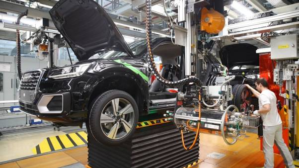 Euro zone growth remains lethargic as factories shut for summer - PMI
