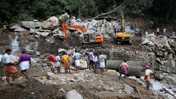 انتقادات لقرار الهند رفض المساعدات الأجنبية بعد فيضانات ولاية كيرالا