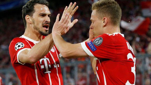 Dominant Bayern eye seventh straight Bundesliga after quiet summer