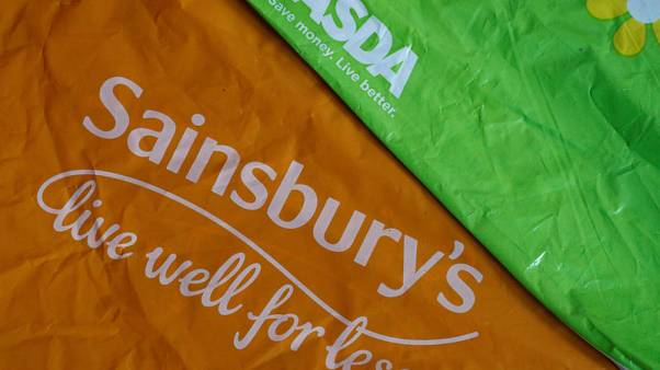 UK competition regulator starts formal probe of Sainsbury-Asda deal
