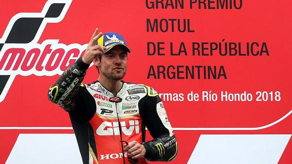 Motorcycling - Crutchlow extends Honda contract to 2020