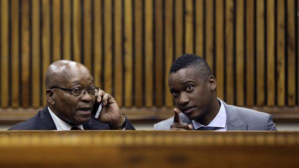 South African court postpones culpable homicide case against Zuma's son