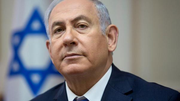 Netanyahu says still hopes U.S. will recognise Israel's Golan hold
