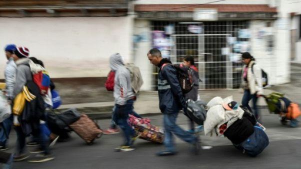 Venezuela: l'ONU dénonce les restrictions à l'accueil des réfugiés