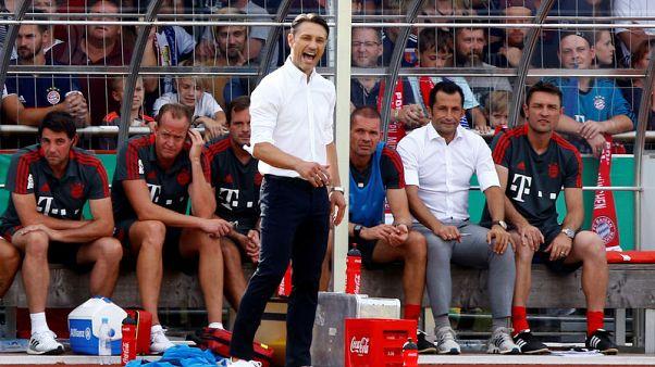 Kovac confident of winning Bayern Bundesliga debut