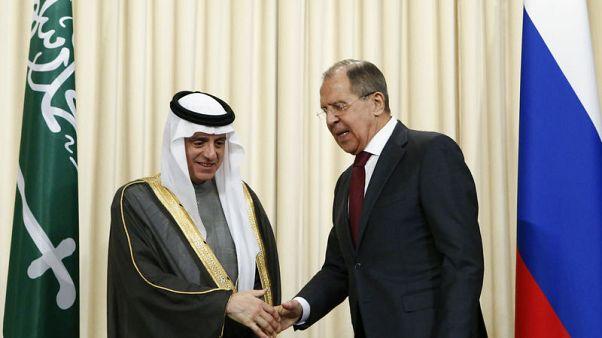 تاس: لافروف سيجري محادثات مع نظيره السعودي في موسكو في 29 أغسطس