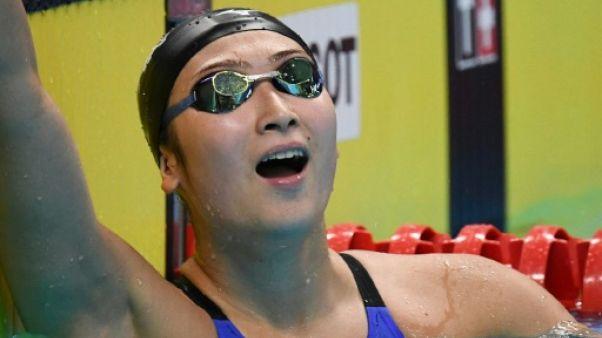Jeux asiatiques: la nageuse japonaise Ikee dans l'histoire avec cinq médailles d'or