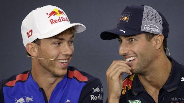 F1: Ricciardo, Renault una nuova sfida