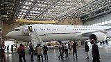 Alitalia, stop contratto per Airbus
