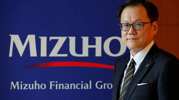 Japan's Mizuho to take on more lending risk to arrest decline in profitability - CEO