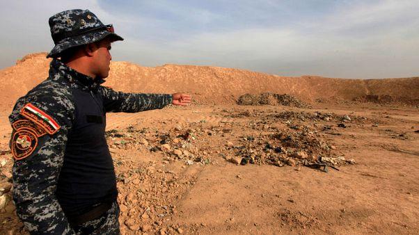 U.N. team, approved a year ago, starts work on Islamic State crimes in Iraq