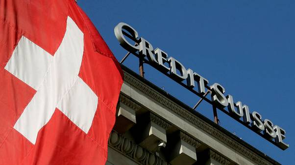 Credit Suisse says committed to Russia after U.S. sanctions
