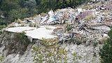 Conte a veglia vittime Pescara Tronto