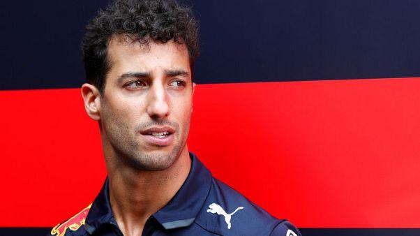 Motor racing - Ricciardo wanted 'change of scenery', Verstappen unconvinced