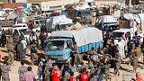 فرنسا: بحث عودة اللاجئين السوريين في ظل الظروف الراهنة ضرب من الأوهام