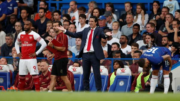 Arsenal must control games to snap winless run, says Emery