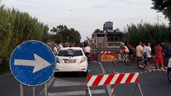 Riapre ponte Ostia-Fiumicino