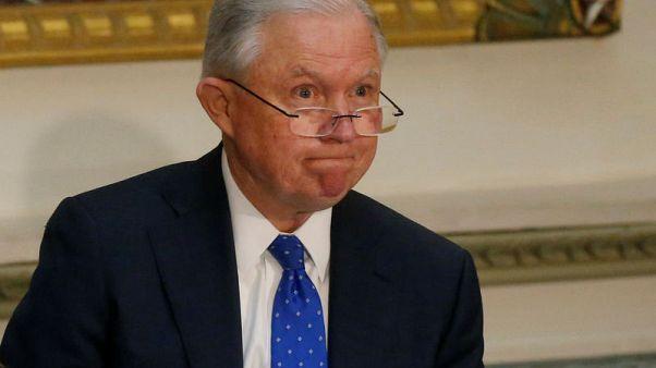 وزير العدل الأمريكي يرد على انتقادات ترامب ويقول العدالة لن تتأثر