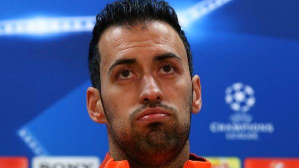 بوسكيتس: لاعبو إسبانيا متحدون ضد خطط رابطة الدوري