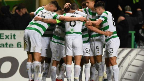 Barrages aller Ligue Europa: le Celtic accroché, pas Séville