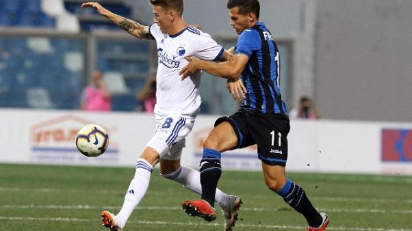 E.League: Atalanta-Copenhagen 0-0