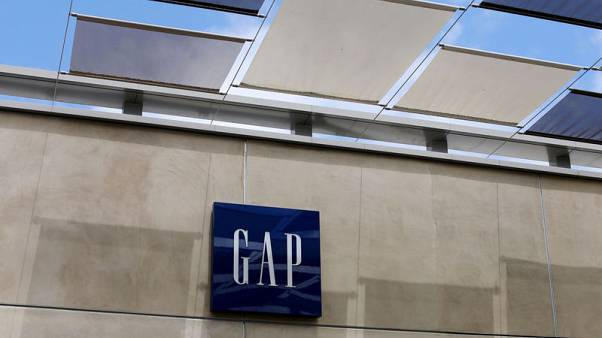 Gap's namesake brand posts disappointing sales; shares fall