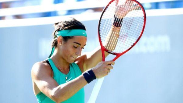 Tennis: Garcia se fait surprendre par Puig à New Haven