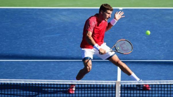 Tennis: Carreno Busta rejoint Johnson en demi-finales à Winston-Salem