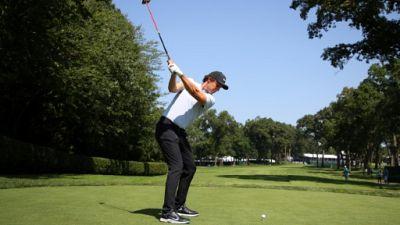 Golf: un quatuor en tête au Northern Trust