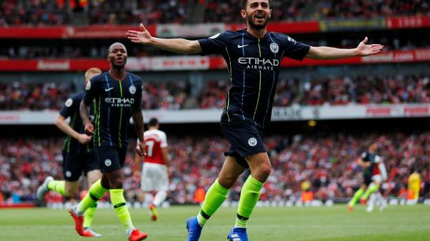 Image result for Settled Silva ready to shine in City midfield