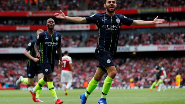 Settled Silva ready to shine in City midfield