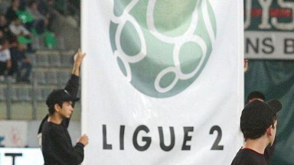 Ligue 2: Metz et Lens, duel à distance avant le choc