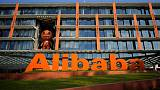 Alibaba's revenue jumps but investments to prolong margin squeeze