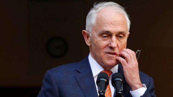 رئيس وزراء استراليا المنتهية ولايته يقول إنه سيستقيل من البرلمان