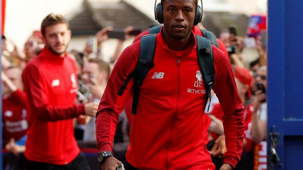 Wijnaldum happy to play in deeper role for Liverpool