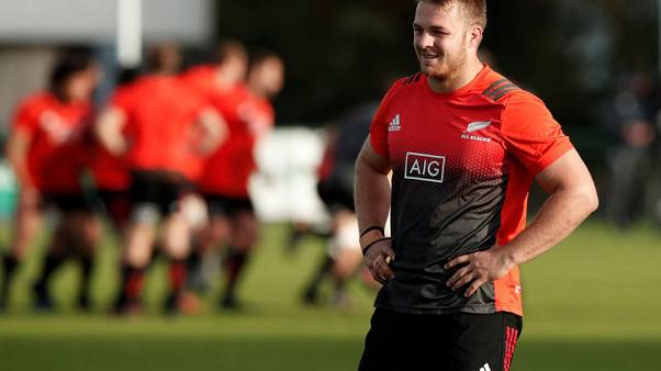 All Black Cane sits out final training ahead of Wallabies test