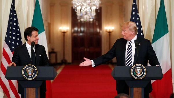 Trump offered Italy help to fund public debt next year - newspaper
