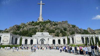 Espagne : le gouvernement lance le processus d'exhumation de Franco