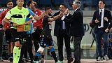 Italie: Ancelotti et l'AC Milan, retrouvailles napolitaines