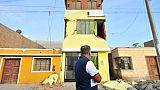 Séisme de magnitude 7,1 à la frontière entre Pérou et Brésil, pas de victimes