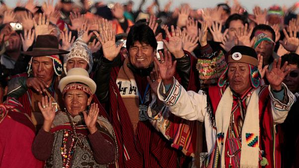 Special Report - Morales, indigenous icon, loses support among Bolivia's native people