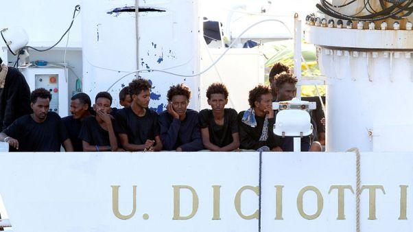 Italy threatens to cut EU funding over Catania migrant standoff