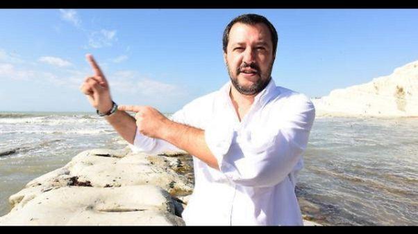 Migranti: Salvini denunciato a Treviso