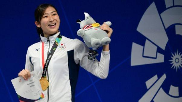 Jeux asiatiques: 6e titre record pour Ikee