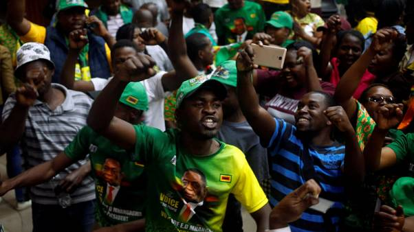 Top Zimbabwe court confirms Mnangagwa's presidential election victory