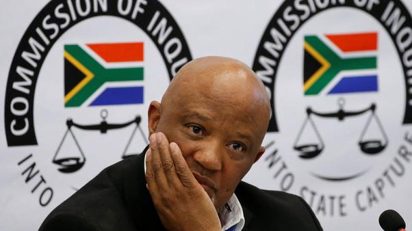 South African former minister tells inquiry Guptas threatened to kill him