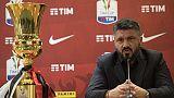 Milan: Gattuso, lontani da scudetto
